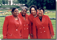 THE ETHEL CAFFIE-AUSTIN GOSPEL SINGERS