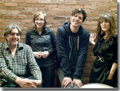 Malaby	/ Halvorson / Smith / Parkins / Photo by Peter Gannushkin