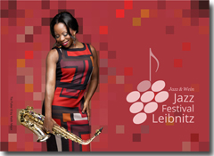 Internationales Jazzfestival Leibnitz, Tia Fuller, Bild: Keith Major